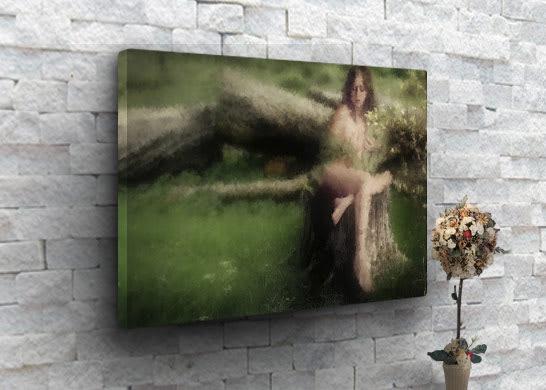 Foto Tela ou Canvas para Decoração de Quarto de Casal