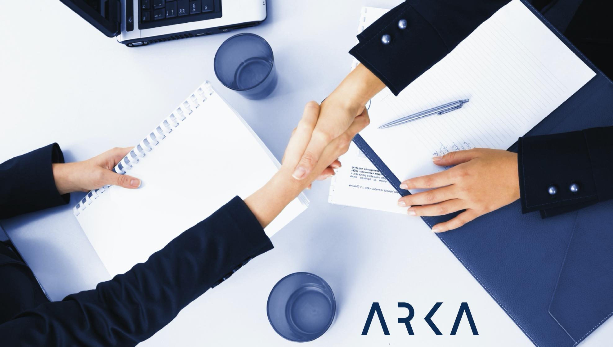 arka partnership banner