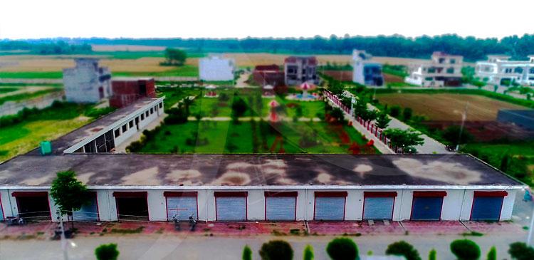 model safe city slider image