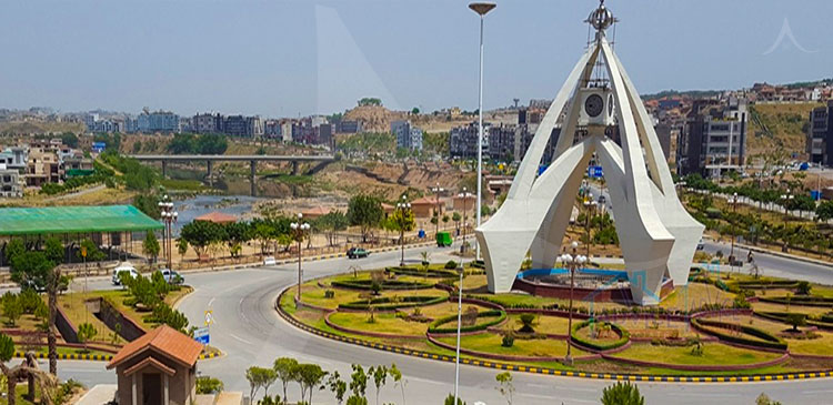 bahria town slider image