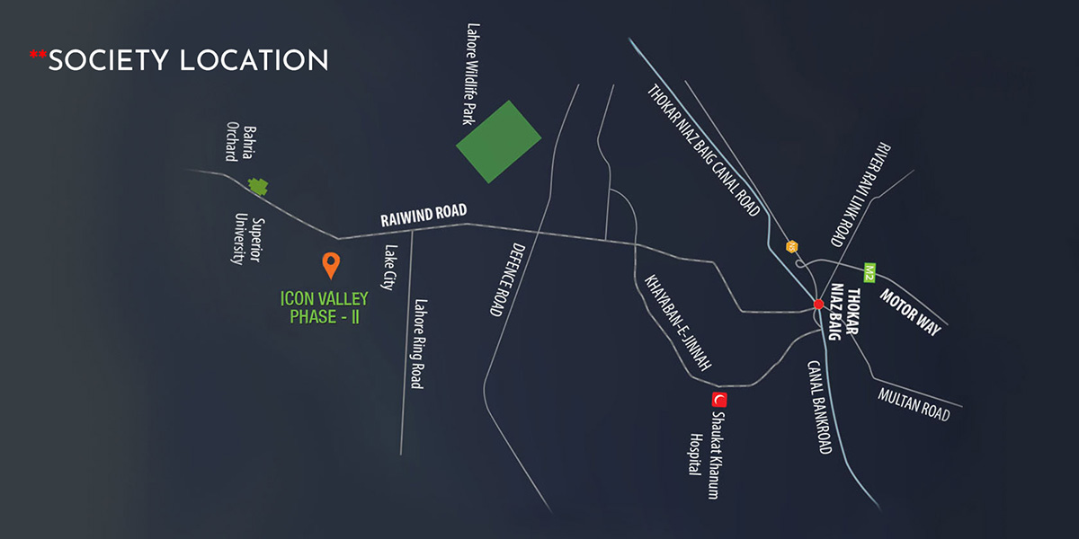 Icon Valley Phase Map