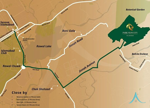 park view city islamabad site map