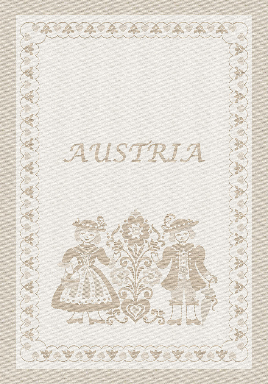 Trachtenpaar Austria