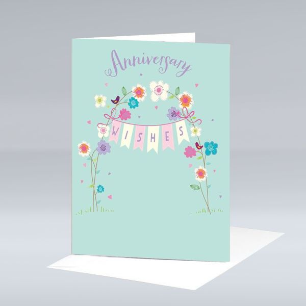 Birthday Wishes Greeting Card Arlen Bd