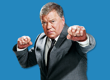aquatic therapy crowd pricing bill shatner