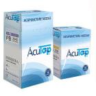 Akupunkturnål  kobberskaft og innføringshylse 0,30 x 50 mm, 100 stk