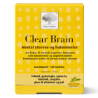 Clear Brain 180 Tabletter