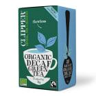 Decaf Green Tea, Økologisk 20 poser Te