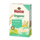 3-kornsgrøt ØKO, Glutenfri, Melkefri 250g