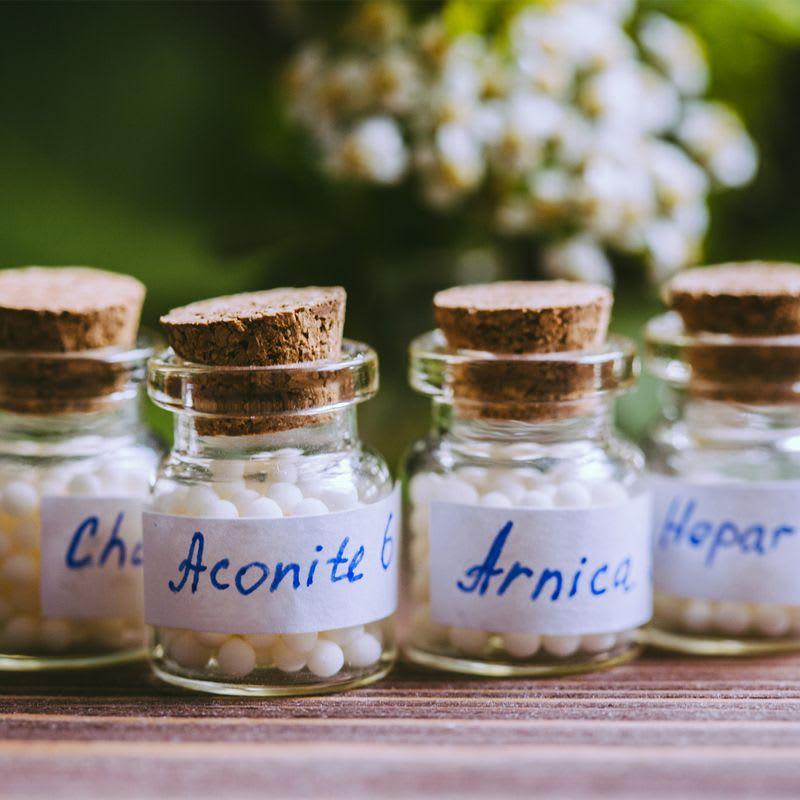 Homeopati på Arnika.no