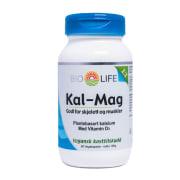 Bio Life kal-mag 1:1 +D 90 Kapsler