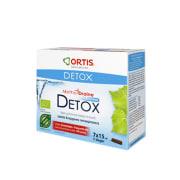 Methodraine Detox Express økologisk 7 x 15 ml Ampuller