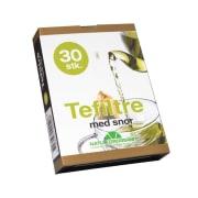 Tefiltre med snor, engangsbruk 30 Stk