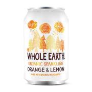 Orange & Lemon Brus ØKO 330ml