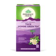 Tulsi Jasmine Green Tea Øko 25 teposer