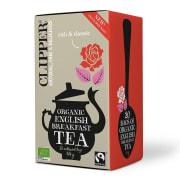 English Breakfast Tea, Økologisk 20 poser Te