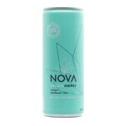 Nova Organic Energy, appelsin, hylleblomst og lime 250ml