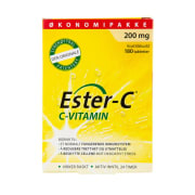 Ester-C Vitamin 180 Tabletter