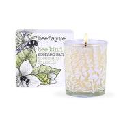 Bee Kind, rosmarin og neroli, duftlys av planteoljer 90g