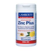 Zinc Plus (c-vit og propolis) 100 Sugetabletter