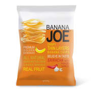 Bananchips Sriracha 50g