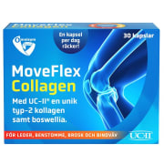 MoveFlex, Collagen UC-II 30 Kapsler