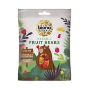 Mini Fruit Bears Vingummi - Økologisk 75g