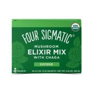 Chaga Mushroom Elixir mix, med ginseng 20 poser à 3g