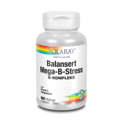 Mega B stress veg 180 Kapsler