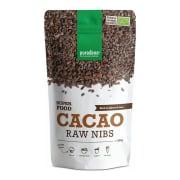 Cacao nibs, økologisk og raw 200g