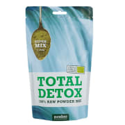 Total detox mix, økologisk og raw 250g Pulver