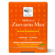 Mulberry Zuccarin Max 60 Tabletter
