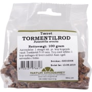 Tepperot/Tormentilrod (Potentilla tormentilla) 100g Urt