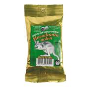 Macadamia nøtter - økologiske, salte og ristede 50g