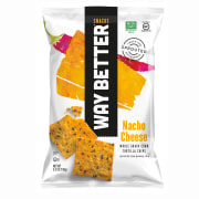 Nacho Cheese Tortilla chips 156g