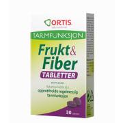 Frukt & Fiber 30 Tabletter