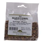 Mariatistel / Marietidsel frø (Silybum marianum) hel 100g