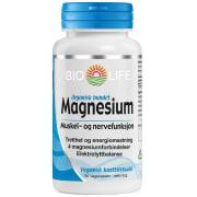 Bio life magnesium 60 Kapsler