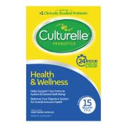 Culturelle Probiotic, 15 Milliard LGG 30 Vegkapsler