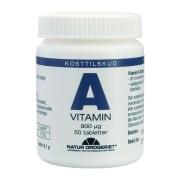 A vitamin 900µg Tabletter