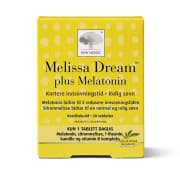 Melissa Dream™ plus Melatonin 30 Tabletter