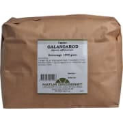 Galangarot (Alpinia off) 1000g tørket Urt