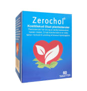 Zerochol 60 Tabletter