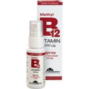 Methyl B12 250µg med kirsebærsmak 25ml Spray