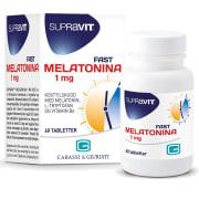 Supravit Melatonina 1mg 60 Tabletter