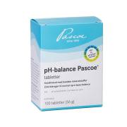 pH-balans Pascoe m / ph-strips 100 Tabletter