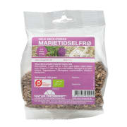 Mariatistel / Marietidsel frø (Silybum marianum), økologisk, hel 100g