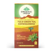 Tulsi Green tea Ashwagandha 25 teposer