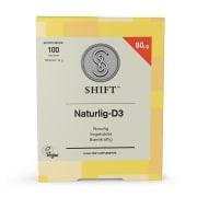 Naturlig D3 80µg 100 Tabletter