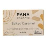 Pana White Chocolate Salted Caramel 45g